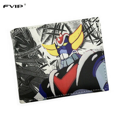 AS/ DE86104 Pu Short Men Wallet Anime Dragon Ball DC Comics