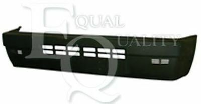 P0510 EQUAL QUALITY Paraurti anteriore FIAT PANDA (141A_) 750 (141AA) 34 hp 25 k