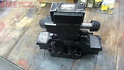 Double A Of 8 Ff 10B1 Directional Control Valve W/Solenoid Valve