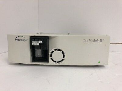 Datascope Gas Module 2  Part No 0998-00-0143