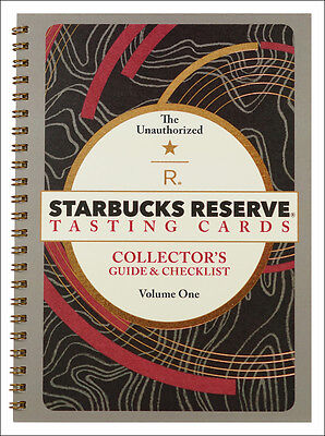 Collector's Guide-  Starbucks Reserve Coffee Taster Tasting Cards - Vol. One