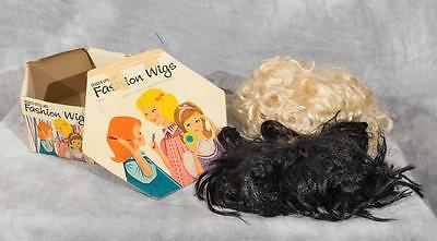 Vintage Eegee's Little Lady Fashion Wigs w/ Box egm