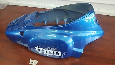 TGB Tapo rear fairing blue - new - panel cover scooter
