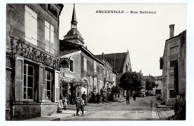 (S-88262) FRANCE - 55 - ANCERVILLE CPA      FORT  ed.