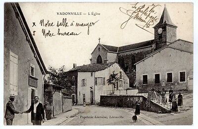(S-88450) France - 55 - Vadonville Cpa