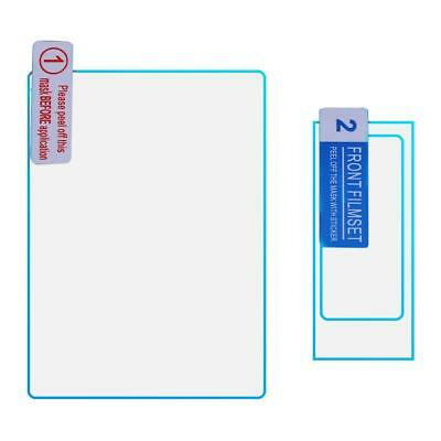 8H 0.55mm Tempered Glass Screen Protector DSLR Camera LCD Film for Canon 60D