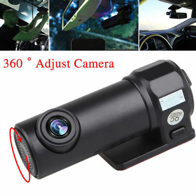 Mini Wifi HD 1080P Auto Kamera DVR Dash Cam Camcorder Video Recorder G-Sensor