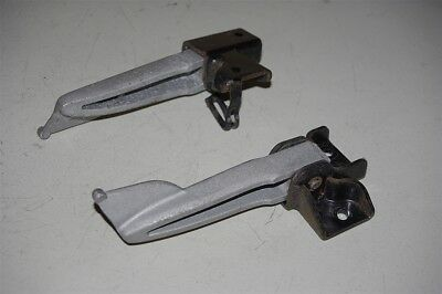Used Left Hand And Right Hand Foot Pegs For a SYM Mio Scooter