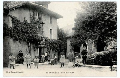 (S-99609) France - 38 - La Buissiere Cpa