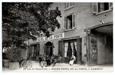 (S-99708) France - 38 - Charavines Cpa
