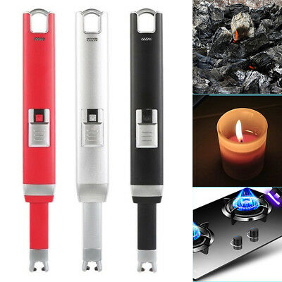 Rechargeable Cigarette Lighter Plasma Windproof USB Electric Flameless Lighters