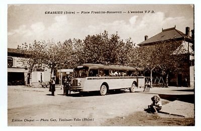 (S-99979) France - 38 - Chassieu Cpa