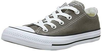 Converse Chuck Taylor All Star Sneakers Unisex Adulto Grigio z6s