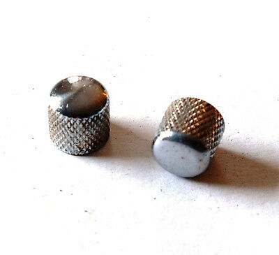 Aged Metal Round Dome Knobs fits to Tele ®