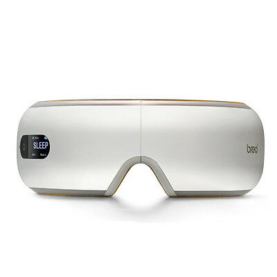 Breo isee4 Air Pressure Magnetic Eye Massager with mp3 Eye Care