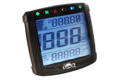 Tun'R Tachometer digital Multifunktion universal