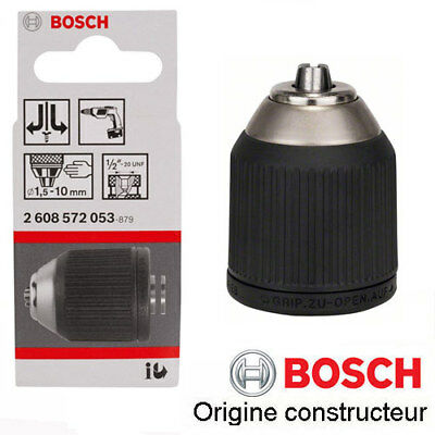 "mandrin automatique 1,5 – 10 mm, 1/2"" - 20   BOSCH 2608572053"