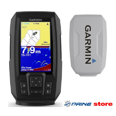 GARMIN STRIKER PLUS 4 NUOVA VERSIONE COVER INCLUSA by PAINESTORE