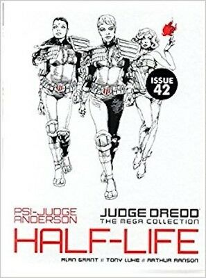 JUDGE DREDD: The Mega Collection #42: Psi-Judge Anderson: Half Life (Vol 12)