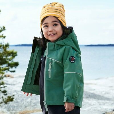 Polarn O. Pyret Boys, Girls,  Waterproof Baby Shell Jacket - Was £56.00