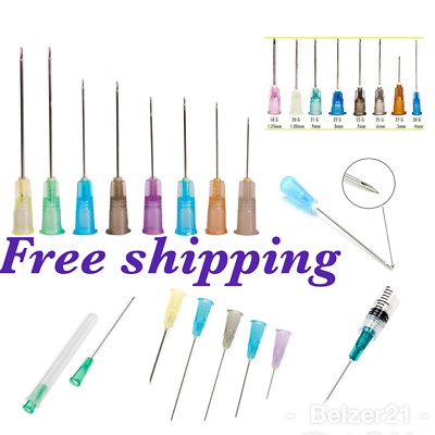 Disposable Needles injectable Medica lsterile disposable hypodermic all size
