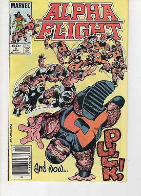 Alpha Flight 5 (VF)