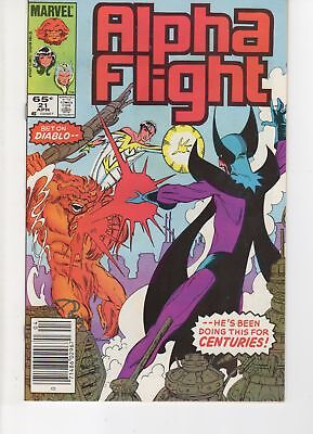 Alpha Flight 21 (VF)