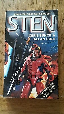 Sten by Chris Bunch, Allan Cole,  (Paperback, 2000) ....