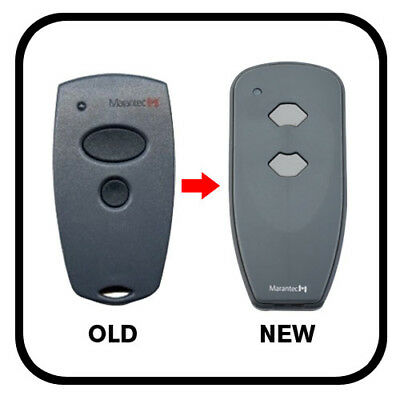 MARANTEC Garage Door Opener Remote