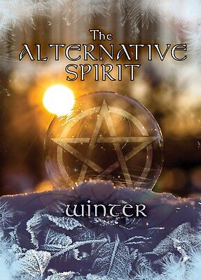 The Alternative Spirit Magazine Winter 2017 Australia pagan Witch Wicca Hoodoo