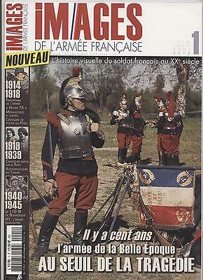 MAGAZINE IMAGES OF THE FRENCH ARMY HISTORY SOLDIER in twentieth CENTURY