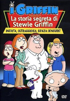 DVD I GRIFFIN LA STORIA SEGRETA DI STEVIE GRIFFIN 20th Century Fox 1.33:1 Nuovo
