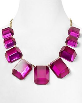Kate Spade JUmbo Jewels Necklace NWT Gorgeous Arresting Large Sculptural Chic!