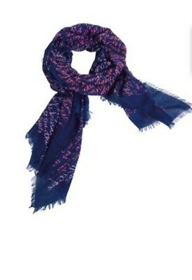 Vera Bradley Printed Poly Scarf and Soft Fring Scarf  *Your Choice*
