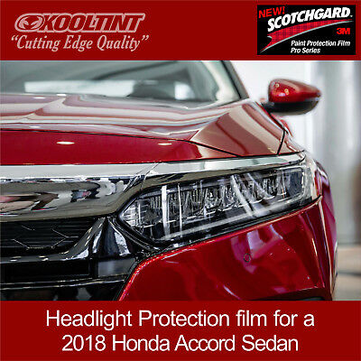 Genuine 3M Scotchgard Paint Protection Film Clear 2016 2017 2018 Toyota Tacoma