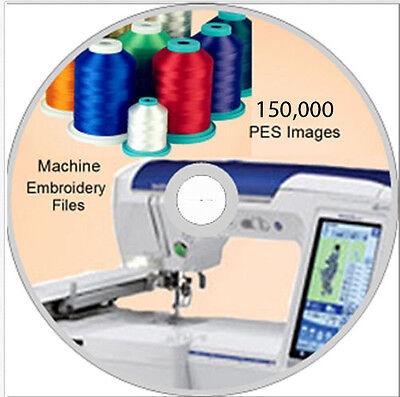 150000 Janome Embroidery Machine Patterns Designs In F Format
