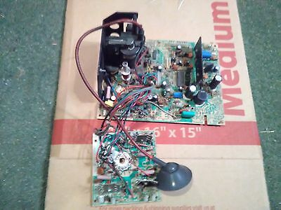 wells gardner k7000 arcade monitor chassis for parts #60