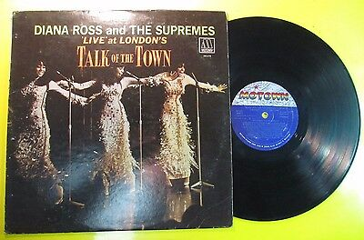 Diana Ross And The Supremes Live At London's Talk Of The Town Motown Original
