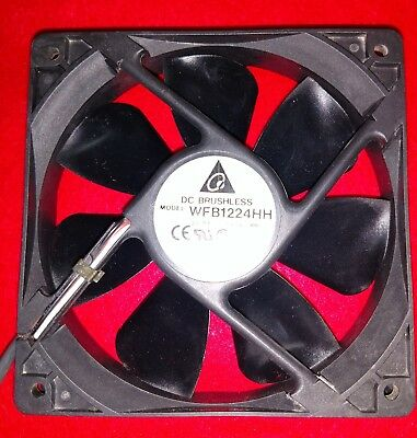 Delta Wfb1224Hh 24 Vdc 0.32 A Dc Brushless Fan