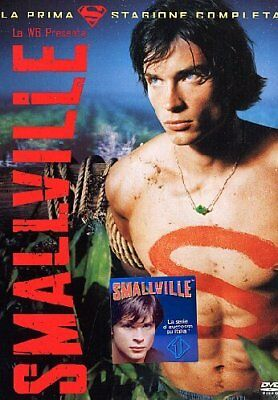 DVD SMALLVILLE STAGIONE 01 vari Warner Home Video 1.77:1 Nuovo 7321958242551