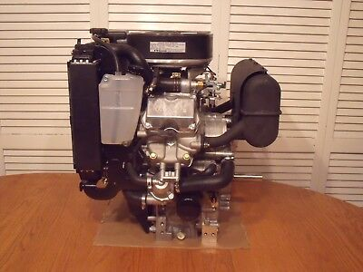Brand New Never Run Kawasaki 29 Hp Engine Complete With All Components 1/2 Price