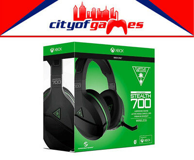 Turtle Beach Ear Force Stealth 700X Xbox One New Free Express Post In Stock