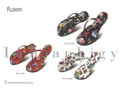 competitive price 3dccf 401f2 ... ultra slides sandals pink floral 818737 ab067 2931d  authentic new kali  womens signature flower decorated sandals flower size adults 6 11 c4daa  d0f28