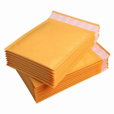 "6x10 #0 KRAFT BUBBLE MAILERS SHIPPING MAILING PADDED BAGS ENVELOPES 6"" X 9"""