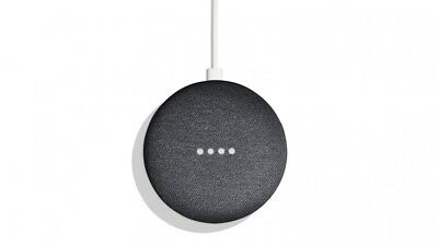 Google Home Mini -- Brand New - White, Black - US Version