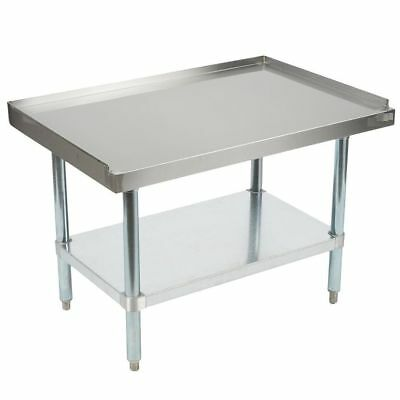 Stainless Steel Equipment Grill Stand 24 x 36 - Heavy Duty