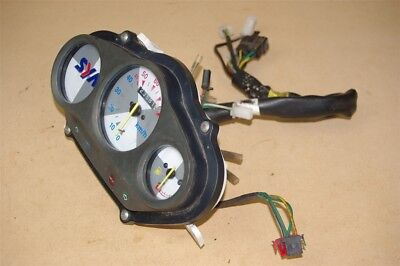 Used Dash Speedometer Assembly For a SYM Red Devil 50cc Scooter