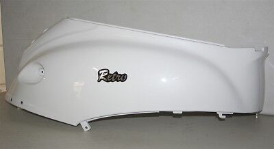 Used Right Side Cover for a SYM Retro / Jive 50cc Scooter