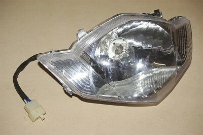 Used Headlight Assembly For a Motobi Jump 50cc Scooter