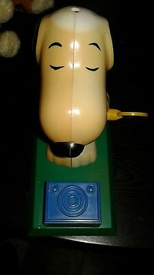 Vintage Aviva Toy Peanuts Snoopy World's Best Cook Toy